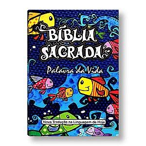 BÍBLIA NTLH043 PALAVRA DA VIDA LETRA MAIOR CAPA DURA