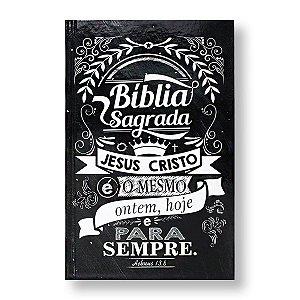 BÍBLIA NTLH63 MISSIONÁRIA CAPA DURA LETTERING