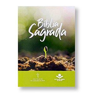 BÍBLIA NTLH40 BROCHURA MISSIONÁRIA SEMENTE