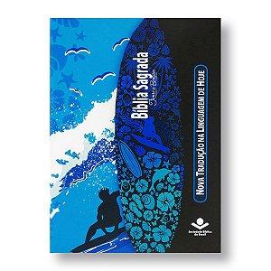 BÍBLIA NTLH043 LMFB SURF CAPA DURA LETRA MAIOR FONTE DE BÊNÇÃOS