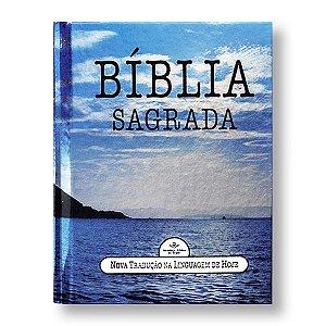 BÍBLIA NTLH43E HORIZONTE CAPA DURA