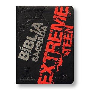 BÍBLIA NTLH045BET EXTREME TEEN PRETA / VERMELHA