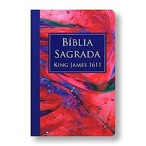 BÍBLIA KING JAMES 1611 - CAPA ESPECIAL - MARMORIZADO