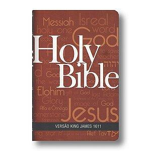 BÍBLIA KING JAMES COM CONCORDÂNCIA - HOLY BIBLE