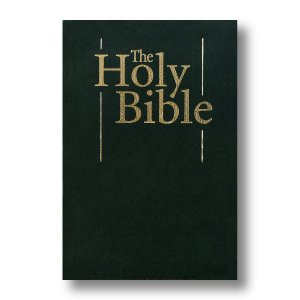 HOLY BIBLE CLASSIC KING JAMES 4S VINIL VERDE