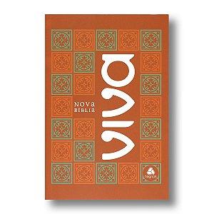 NOVA BÍBLIA VIVA CAPA BROCHURA CLASSICA