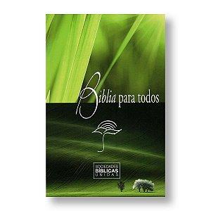 BIBLIA PARA TODOS TLA060 ESPANHOL CAPA BROCHURA