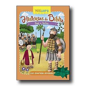 HISTÓRIAS DA BÍBLIA - DAVI E GOLIAS