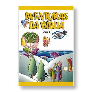 AVENTURAS DA BÍBLIA SÉRIE 2 - GRANDE