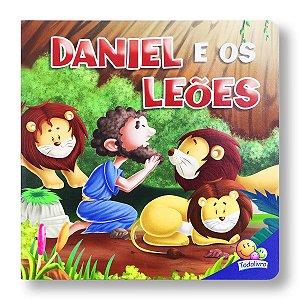 AMIGOS DA BÍBLIA DANIEL E OS LEÕES