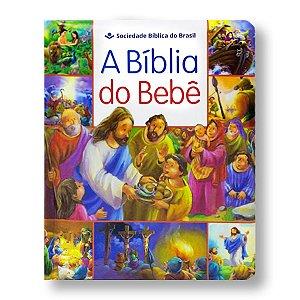A BÍBLIA DO BEBÊ - ILUSTRAÇÕES DE POLONA LOVSIN
