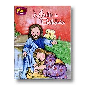 MINI BÍBLICOS MARIA DE BETHÂNIA