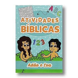 ATIVIDADES BÍBLICAS ADÃO E EVA