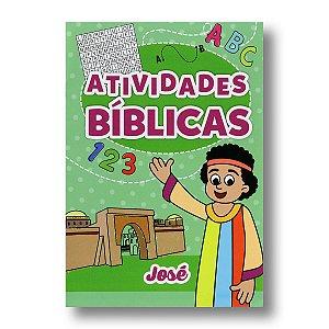 ATIVIDADES BÍBLICAS JOSÉ