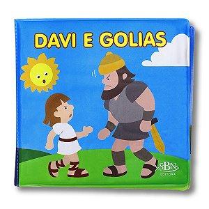 BÍBLICOS DE BANHO: DAVI E GOLIAS
