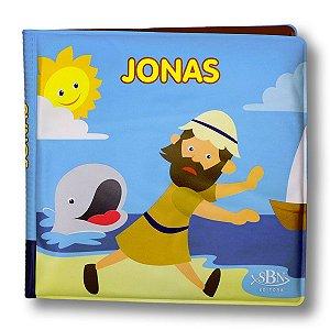 BÍBLICOS DE BANHO: JONAS
