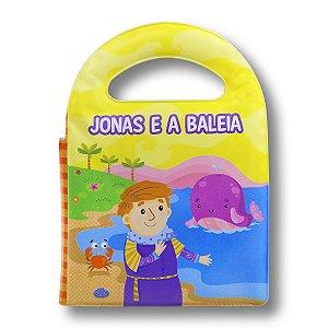 HORA DO BANHO BÍBLICO: JONAS E A BALEIA