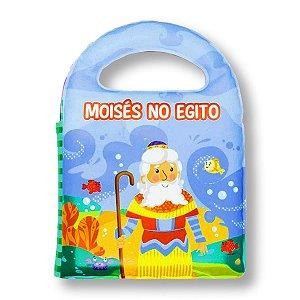 HORA DO BANHO BÍBLICO: MOISÉS NO EGITO