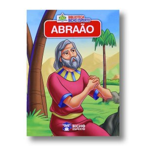 MINI BIBLIOTECA BÍBLICA - ABRAÃO