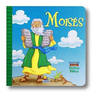 DESDOBRE E DESCUBRA HISTÓRIAS BÍBLICAS: MOISÉS