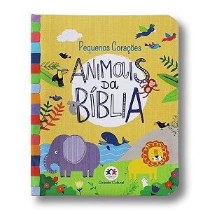 PEQUENOS CORAÇÕES: ANIMAIS DA BÍBLIA