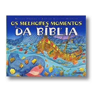 OS MELHORES MOMENTOS DA BÍBLIA