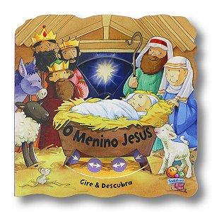 GIRE E DESCUBRA: O MENINO JESUS