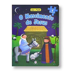 LEIA E MONTE GRANDE: O NASCIMENTO DE JESUS