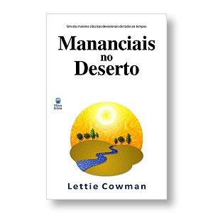 MANANCIAIS NO DESERTO