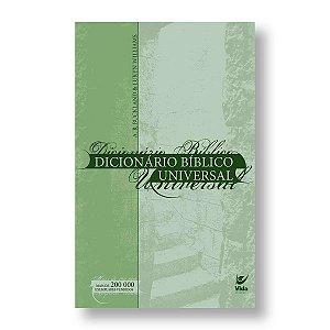 DICIONÁRIO BÍBLICO UNIVERSAL - A. R. BUCKLAND (624 P)