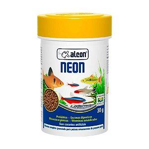 Alimento para Peixe Alcon Gold Neon 30gr