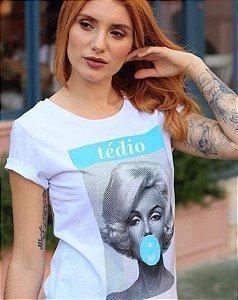 Camiseta Tédio