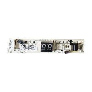 Placa Receptora 17122000006952 Evaporadora Ar Condicionado 30000 BTUs Springer Midea