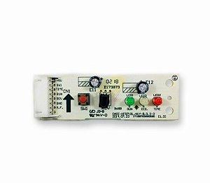 Placa Receptora Evaporadora Ar Condicionado 18000 – 60000 BTUs Piso Teto Space Carrier Springer