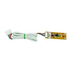 Placa Receptora Evaporadora Ar Condicionado 18000 – 60000 BTUs Springer Midea Carrier