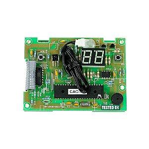 Placa Principal Ar Condicionado Janela 7500 – 12000 BTUs Silentia Minimaxi 127v