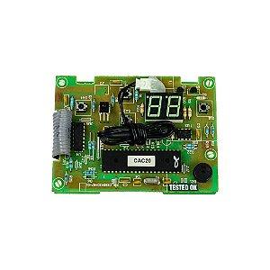 Placa Principal GW79037001 Ar Condicionado Janela 7500 - 12000 BTUs Silentia Minimaxi 220v