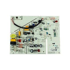 Placa Principal 17122000009633 Evaporador 30000 BTUs 42MACA30S5, 42MFCA30M5 Springer Midea