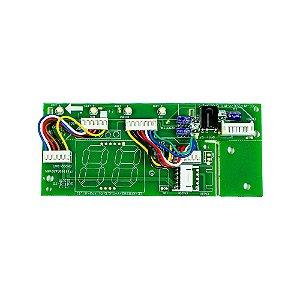 Placa Receptora Evaporador 17122000A15520 Ar Condicionado Inverter 9000 - 18000 BTUs Springer Midea