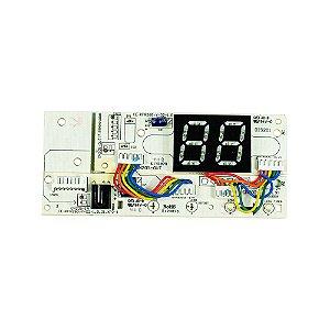 Placa Receptora Evaporador 201332391359 Ar Condicionado 7500 - 24000 BTUs Midea Vize
