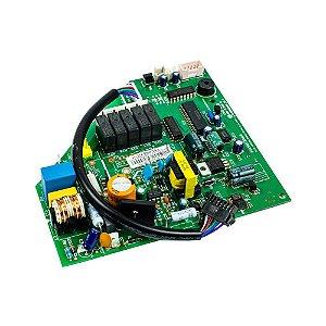 Placa Principal Evaporador 201332990210 Ar Condicionado Inverter 22000 BTUs Carrier
