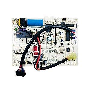 Placa Principal Evaporador 2013324A0331 Ar Condicionado 12000 BTUs Midea