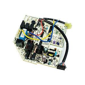 Placa Principal Evaporadora2013325A1085 Ar Condicionado 12000 BTUs Midea