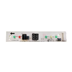 Placa Receptora Evaporador 201332390208 Ar Condicionado 7500 9000 BTUsCarrier Midea