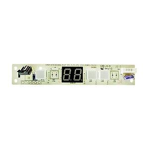 Placa Receptora Evaporador 2013325A0351 Ar Condicionado 18000 - 22000 BTUs Springer Up