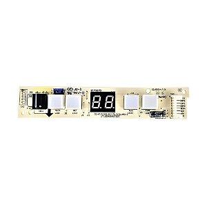 Placa Receptora Evaporador 201333090165 Ar condicionado 7500 - 22000 BTUs Springer Maxiflex