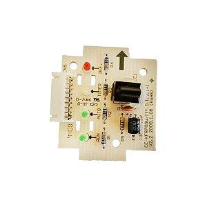 Placa Receptora Evaporador 2013330A0003 Ar Condicionado 22000 BTUs Springer Maxiflex