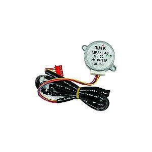 Motor Passo Vane Aleta Direcionador de Ar 25904105 Ar Condicionado 18000 - 60000 BTUs Carrier Midea Springer