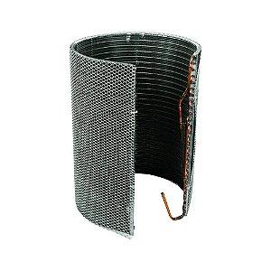Serpentina Cobre Condensador 05301411P 18000 22000 BTUs Ar Condicionado Springer Carrier Midea