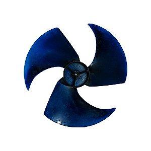 Helice Ventilador Condensador Horizontal 201100300502 Ar Condicionado 12000 – 18000 Springer Midea Admiral